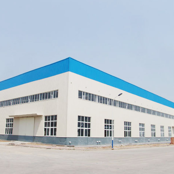 钢结构厂房12