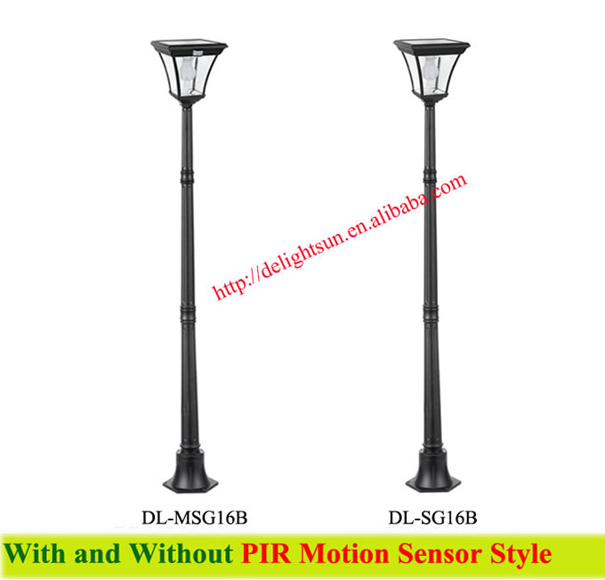 Motion Sensor Solar Street Light