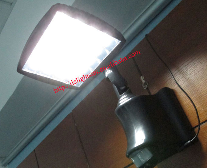 Motion Sensor Solar Garage Wall Light