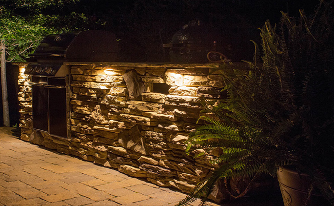Outdoor Kitchen Light