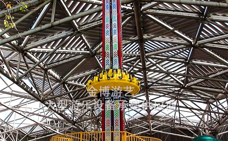 16人跳楼机大型游乐设备
